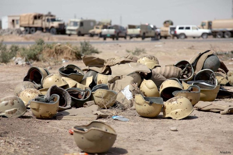 Wasted US Military Equipment Iraq