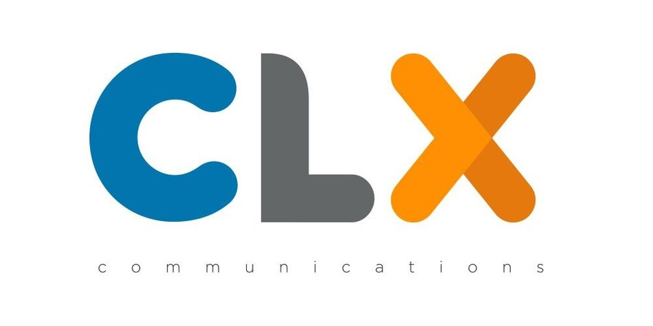 CLX Communications AB (publ) Logo (PRNewsFoto/CLX Communications AB (publ))