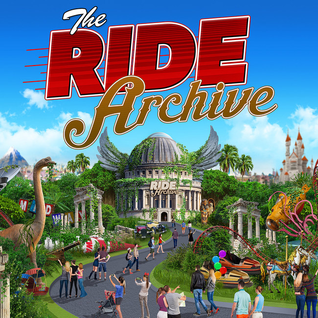"""The Ride Archive promises """"the future of preserving the past"""" through VR simulations of lost theme park rides and attractions. Watch the full video and sign a petition to make it a reality at RideArchive.com."""