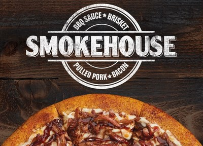 Little Caesars New Smokehouse Pizza