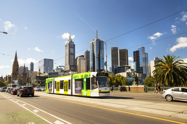 Melbourne Courtesy: Visit Victoria