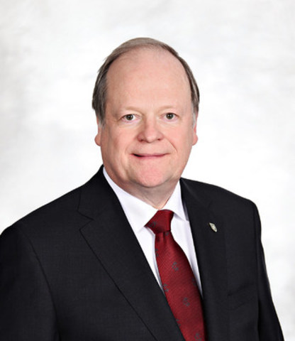 The Honourable Thomas Albert Cromwell (CNW Group/Borden Ladner Gervais LLP)