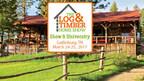 Log Home Show to Aid Gatlinburg Re-building Efforts
