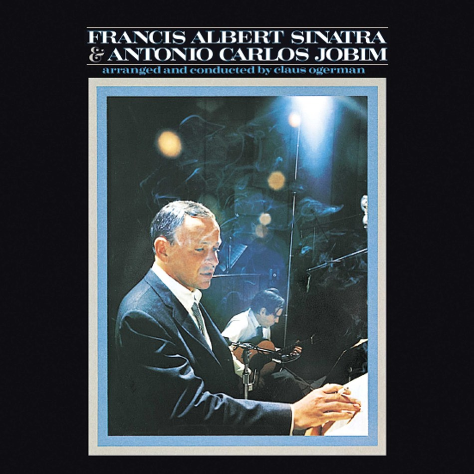 Frank Sinatra's acclaimed 1967 album with Brazilian music legend Antonio Carlos Jobim, 'Francis Albert Sinatra & Antonio Carlos Jobim,' is expanded for its 50th Anniversary Edition, to be released April 7 on CD and digitally. On the same date, the remastered original album will be released on heavyweight 180-gram vinyl LP and in a limited blue vinyl edition, available exclusively from the Sinatra Shop and UDiscover Music.