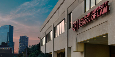 Texas A&M School of Law in Fort Worth, TX.
