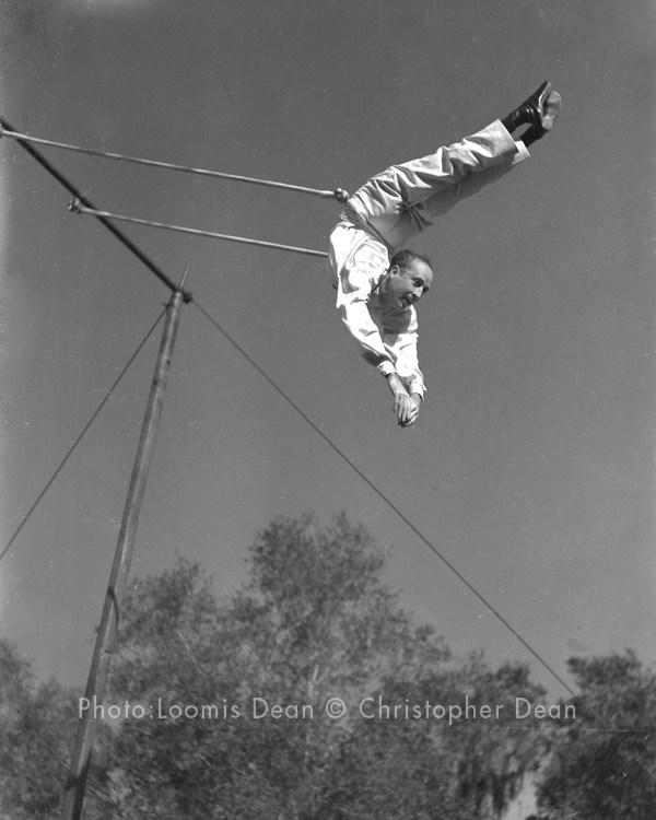 Ringling Brothers Circus Sarasota Winter Quarters practice