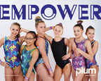 USA Gymnastics Might Be Under Scrutiny, But Plum Practicewear Empowers Positivity Through Its Spring Line