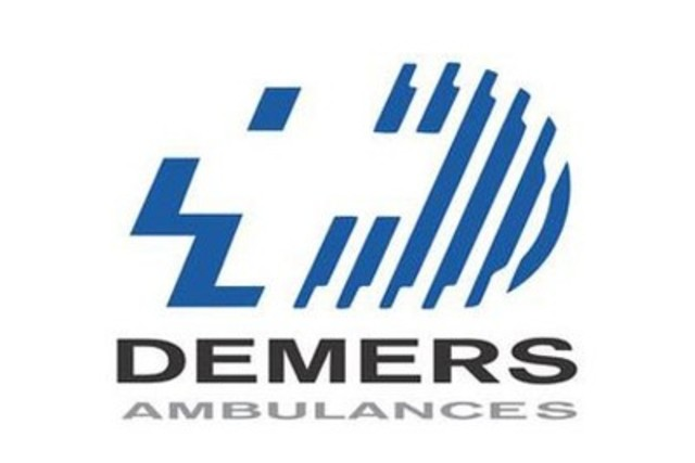 Logo: Demers Ambulances (CNW Group/Demers-Ambulances inc.)
