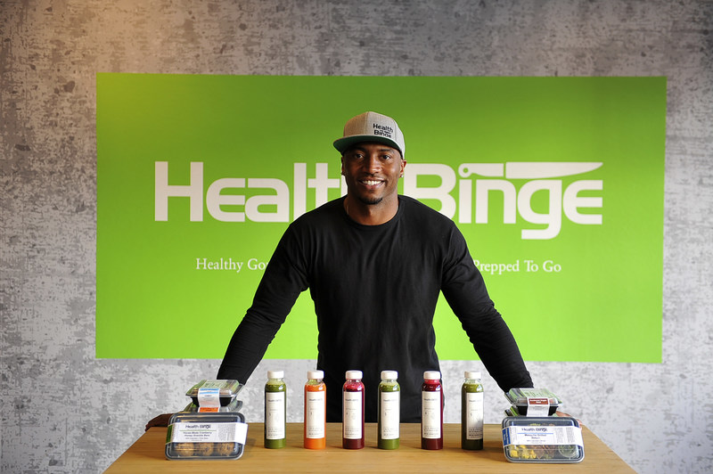 Gerome Sapp, founder of Health Binge freshly prepared grab-and-go meals, announces a partnership with regional health club chain EOS Fitness to open and operate foodservice markets within a majority of its locations throughout the West Coast.