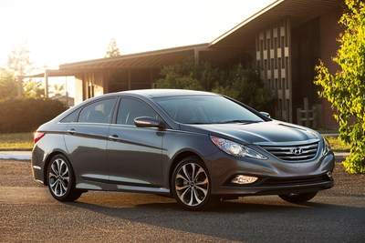 The 2014 Hyundai Sonata was recognized by J.D. Power as the second place vehicle in the Midsize Car segment. Hyundai improved dramatically in the 2017 J.D. Power Vehicle Dependability Study (VDS) with an industry-leading reduction in problems reported by owners.