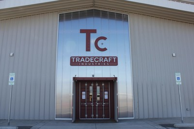 The Tradecraft Main Entrance