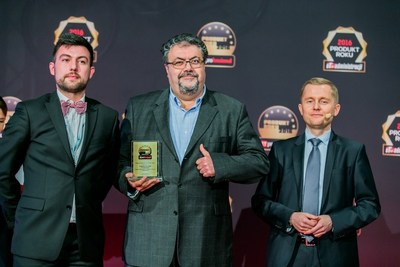 ObserveIT 6.7 named Product of the Year by IT Professional Magazine. ObserveIT was selected for its innovative approach to identifying and eliminating security threats posed by 3rd party users, IT privileged users and business users. (PRNewsFoto/ObserveIT)