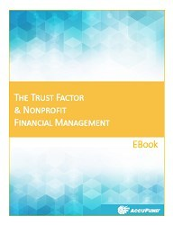 A Nonprofit's Guide for Strengthening the Trust Factor.