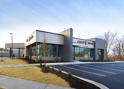 Field & Main Bank announces the opening of a newly constructed and custom-designed banking center in Cynthiana, Ky.