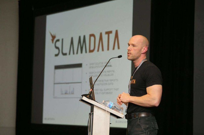 CTO. Co-Founder of SlamData