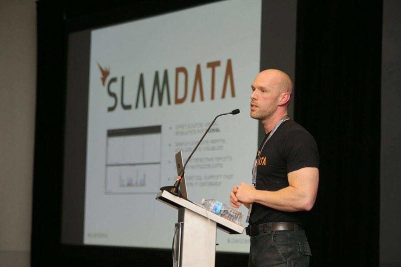 CTO. Co-Founder of SlamData