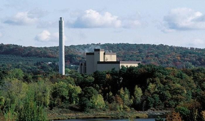 The Covanta SECONN facility located in Preston, CT.