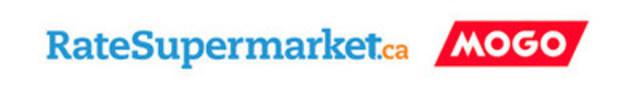 RateSupermarket.ca Launches New Partnership with Mogo Finance Technology Inc. (CNW Group/RateSupermarket.ca)
