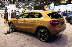 Chicago drivers can learn more about the upcoming 2018 Mercedes-Benz GLA SUV on the Loeber Motors website.