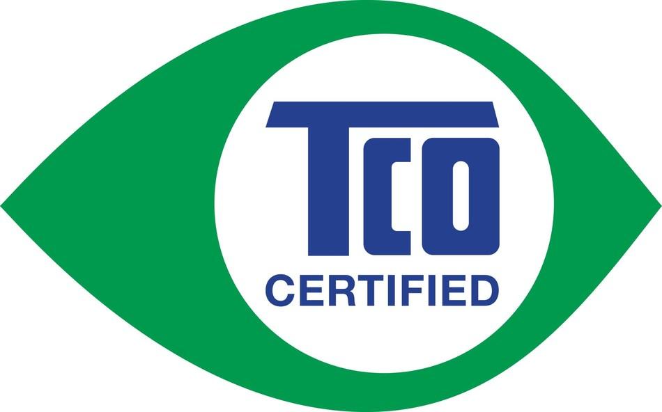 TCO Certified Logo (PRNewsFoto/TCO Certified)