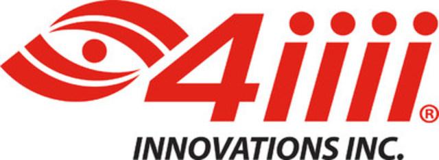 4iiii Innovations Inc. Smarter. Faster. Safer. (CNW Group/4iiii Innovations Inc.)