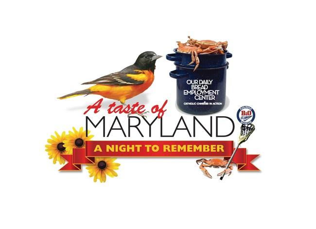Taste of Maryland 2017 logo