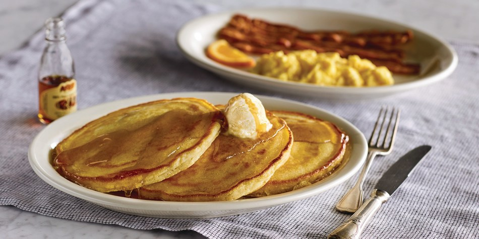 On Thursday, March 2, for every purchase of the Momma's Pancake Breakfast, Cracker Barrel will donate 20 percent of the sales price for each, up to a maximum donation of $75,000, to Operation Homefront in support of its mission to build strong, stable, and secure military families.