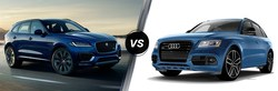 Explore next-generation Jaguar luxury models with interbrand comparisons that pit the Jaguar XE and Jaguar F-PACE against Audi competitors.
