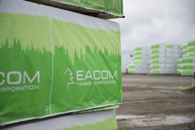 EACOM Timber Corporation (Groupe CNW/EACOM)