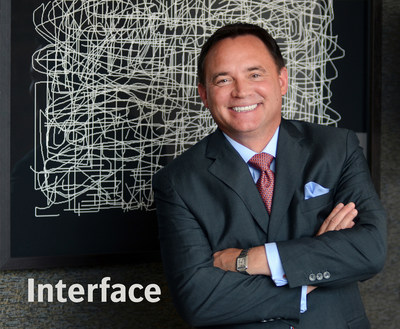 Interface Appoints Jay D. Gould as Chief Executive Officer