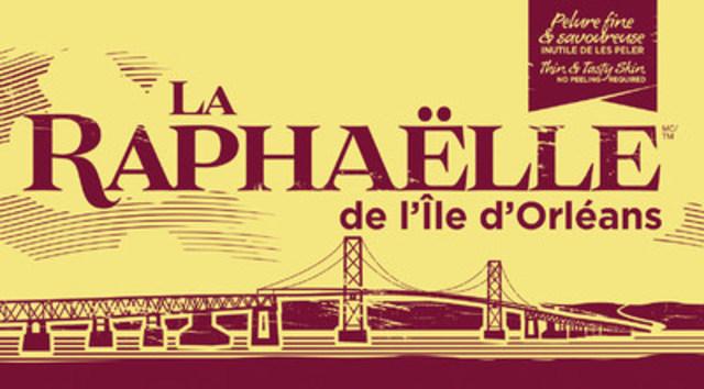La Raphaëlle de l'Île D'Orléans, la toute nouvelle pomme de terre de Ferme Valupierre, est offerte exclusivité sur les tablettes des magasins Provigo (Groupe CNW/Provigo, membre du groupe Loblaw)