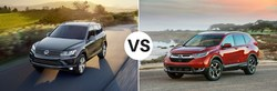 The 2017 Volkswagen Touareg vs. 2017 Honda CR-V comparison is one of the new information pages available on the Douglas Volkswagen website.