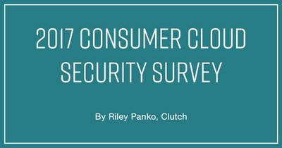 2017 Consumer Cloud Security Survey