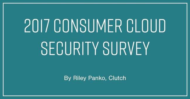 2017 Consumer Cloud Security Survey
