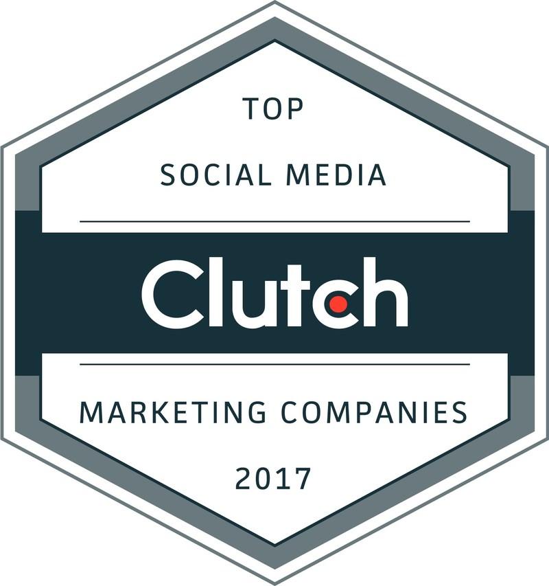 Clutch: Top Social Media Marketing Companies 2017