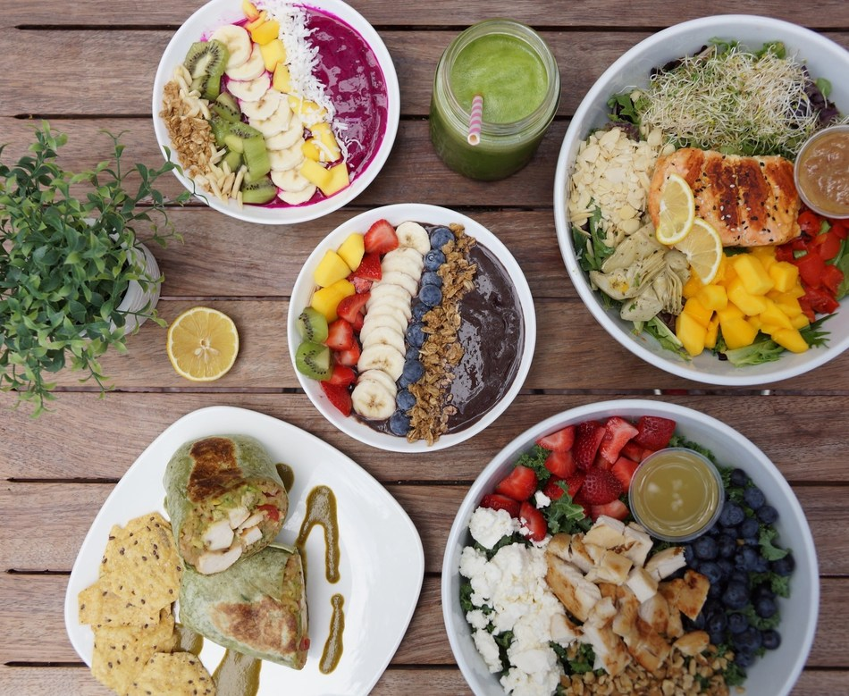 Whether guests have an appetite for the Southern classic, fried chicken and waffles or a superfood açai bowl with a Tofurky burger after beach yoga, the Miami Beach food scene has something for everyone (Photo Credit: Pura Vida)