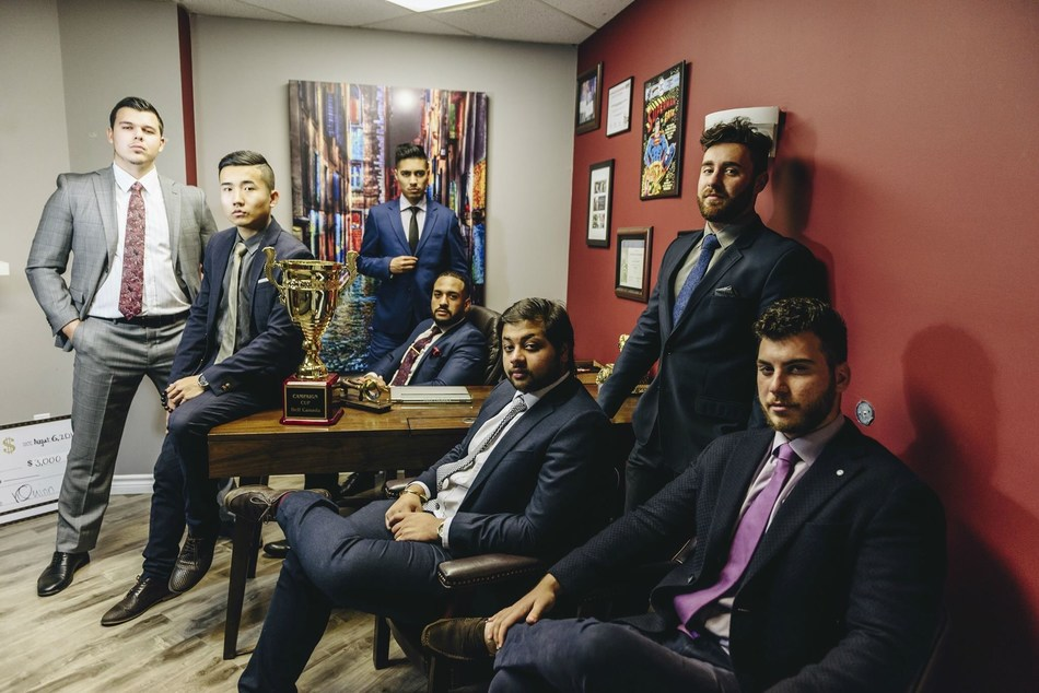 Sales and marketing firm MOX1 Business Solutions won the prestigious Campaign Cup sales trophy for outstanding results during both the final quarter of 2016 and the year overall.