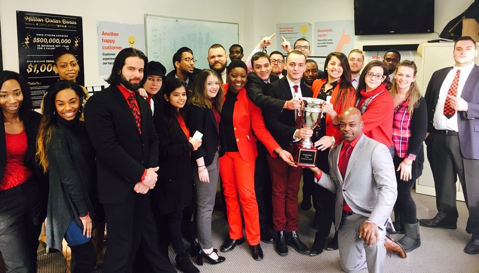 White Plains-based sales and marketing firm Richard Allen, Inc. earned the Campaign Cup national sales award for outstanding Q4 results.