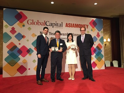 "On behalf of Tan Sri Dato' David Chiu, Chairman of FEC, Ms. Winnie Chiu, President of Dorsett Hospitality International, accepted ""Best Executive in Hong Kong"" in Asiamoney's Best Managed Companies Poll 2016. On behalf of the Group, Mr. Chris Hoong, Managing Director of FEC, accepted ""Best Managed Small Cap Company Hong Kong"" in Asiamoney's Best Managed Companies Poll 2016."