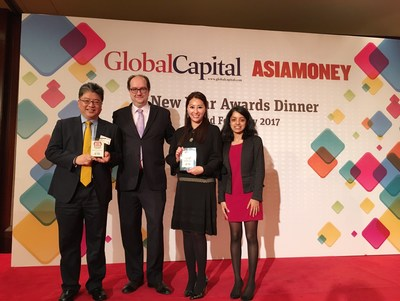 "On behalf of the Group, Mr. Chris Hoong, Managing Director of FEC, and Venus Zhao, Head of Corporate Finance and Investor Relations of FEC, accepted six top honours highlighted by the ""Best Overall for Corporate Governance"" award in Asiamoney's Corporate Governance Poll 2016."