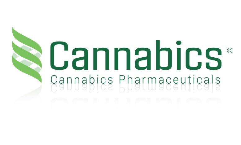 Cannabics Pharmaceuticals Inc. Logo