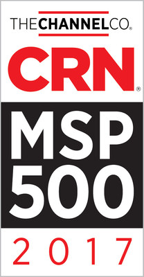 Sword & Shield Enterprise Security is the only Tennessee-based company recognized in the Managed Security 100 category of the 2017 MSP500 list.