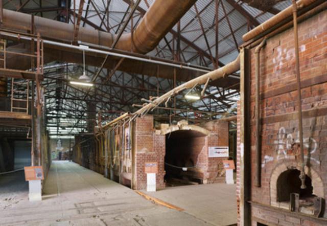 Kiln building pre-retrofit. Credit: Photo by Tom Arban (CNW Group/EllisDon Corporation)