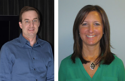 New ESi Directors Jim Cannaliato and Amy Steinberg