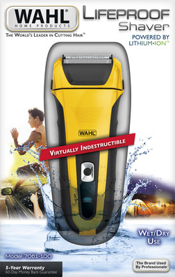 Wahl's new shaver line is designed to get back to the grooming fundamentals of speed, comfort, convenience, reliability and ease.