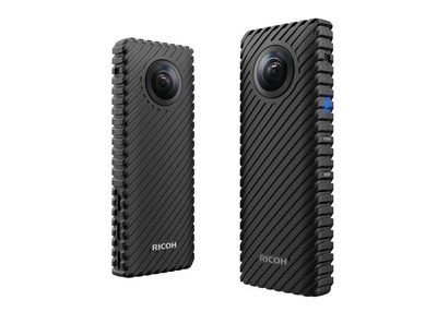 Ricoh Announces Pre-Ordering for First-of-its-Kind, 360-Degree, Live Streaming Video Camera