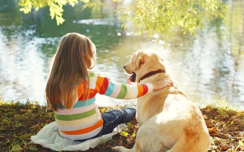 Family pets boost child development (PRNewsFoto/Mars Petcare)