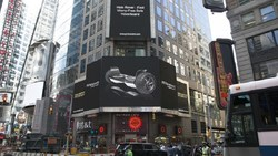 Times Square - Halo Rover Featured