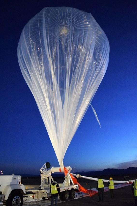 (PRNewsFoto/Ball Aerospace)