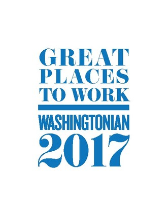 Washingtonian's Great Places to Work 2017